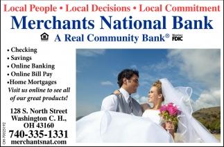 A Real Community Bank