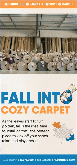 Fall into Cozy Carpet