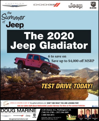 The Summer of Jeep - The 2020 Jeep Galdiator