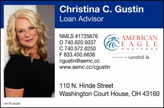 Christina C. Gustin - Loan Advisor