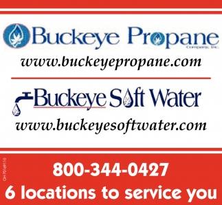 Buyckeye Soft Water