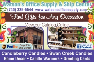 Find Gifts for Any Occassion