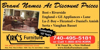 Brand Names At Discount Prices