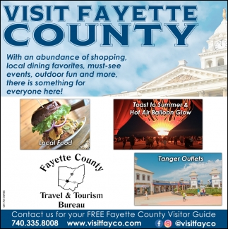 Visit Fayette County
