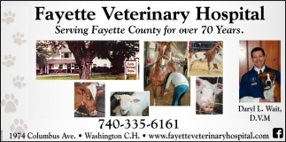 Serving Fayette County for over 70 Years