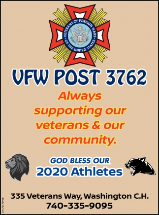 Always supporting our veterans & our community