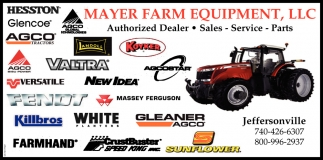 Authorized Dealer - Sales - Services - Parts