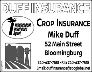 Mike Duff - Cop Insurance