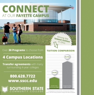 Connect at out Fayette Campus
