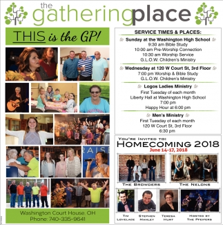 You're invited to Homecoming 2018