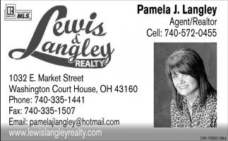 Pamela J. Langley