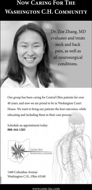 Dr. Zoe Zhang, MD
