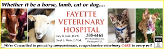 Compassionate, comprehensive veterinary care