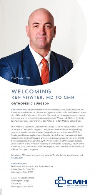 Ken Vawter, MD