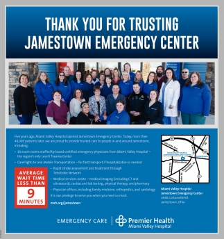 Jamestown Emergency Center