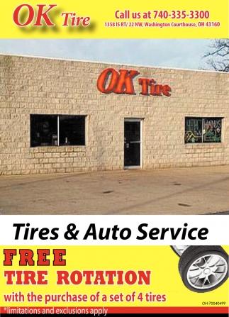 Tires & Auto Service