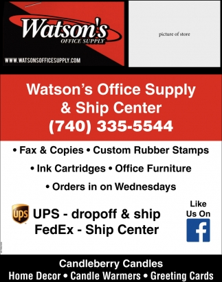 Office Supply & Ship Center