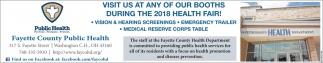 2018 Health Fair